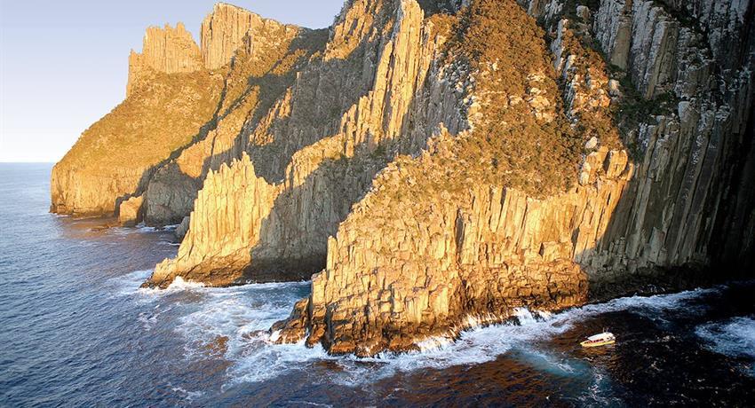 Cape Pillar, Tasman Island Cruises
