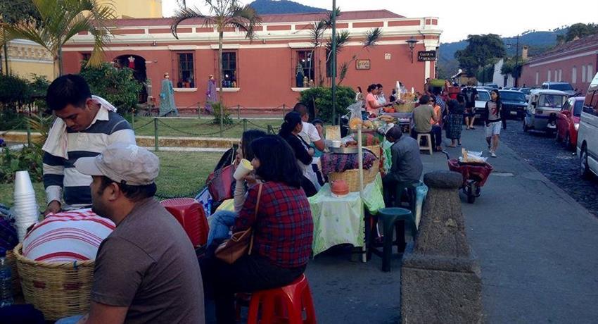 streets food tour taste antigua people eat, Antigua Street Food Tour