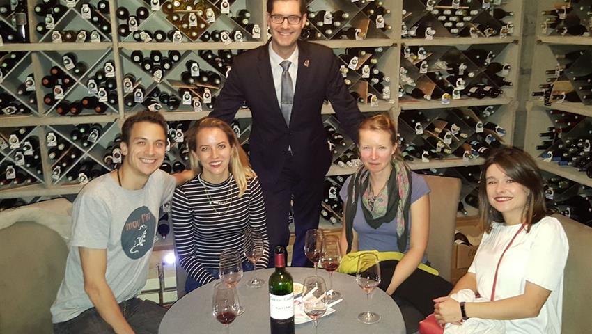5, Taste of Bordeaux