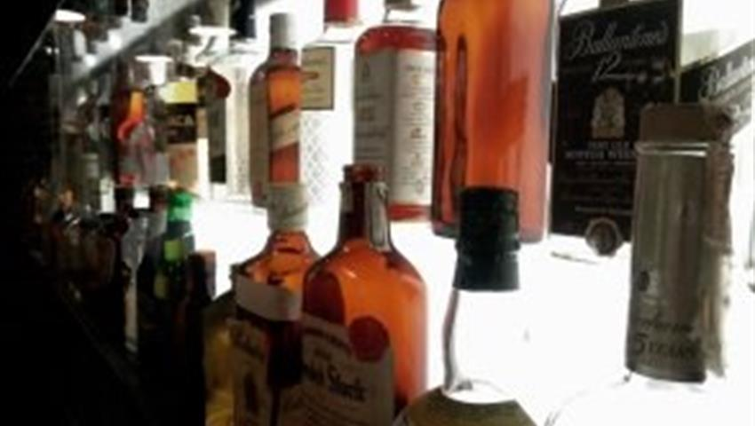 Whiskey Tour,  Sabor de la Destilería
