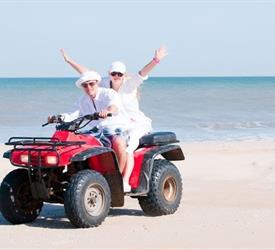 ATV Quad Adventure to Playa Rincon, Adventure Tours in Dominican Republic