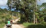 road to playa rincon, ATV Quad Adventure to Playa Rincon