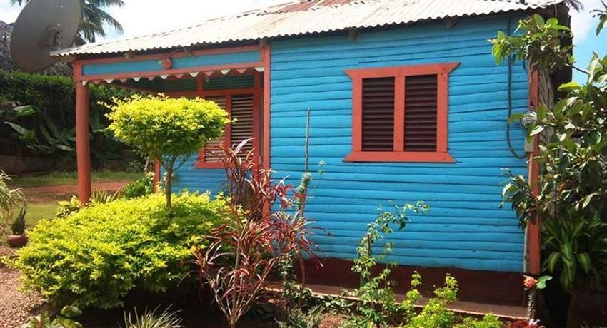 tipical house at playa rincon, Aventura Todo Terreno hacia Playa Rincon