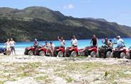 grupo en tour playa rincon, ATV Quad Adventure to Playa Rincon