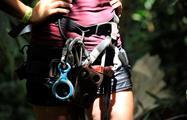 jungle adventure rappel, Aventura en la Jungla