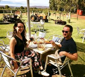 T.G.I.F Excursion, Wine Tours in Australia