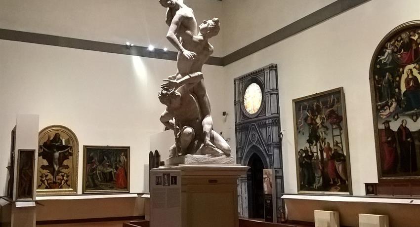 masterpiece - tiqy, Galeria La Accadamia: El David y Mucho Más