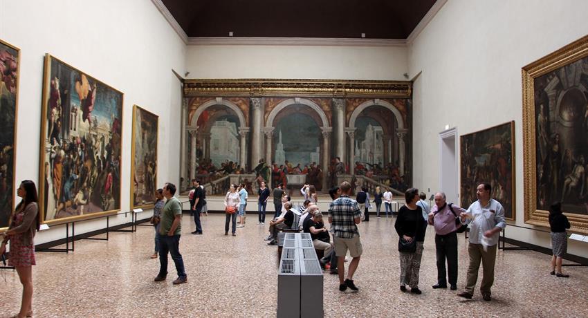 Accademia Gallery - tiqy, Galeria La Accadamia: El David y Mucho Más