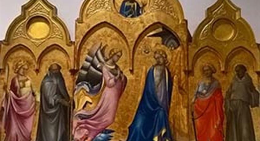 Lorenzo Monaco - Tiqy, Galeria La Accadamia: El David y Mucho Más