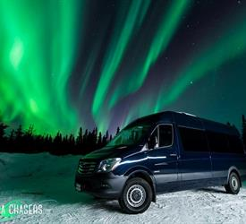 The Aurora Chasers Tour, Adventure Tours in United States