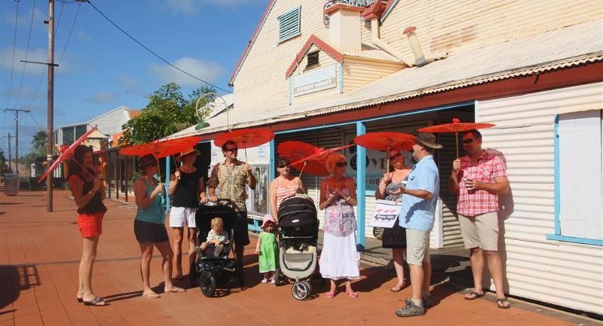 Half Day of the Best of Broome china town, The Best of Broome