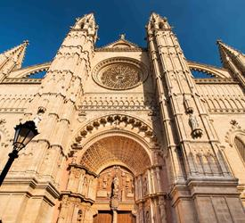 The Cathedral of Santa María, Walking Tours in Mallorca, Spain