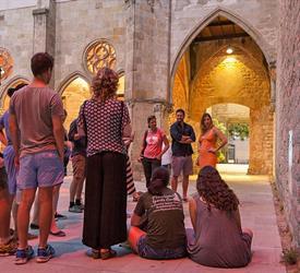 The Dark Past Night Walking Tour, Walking Tours in Spain
