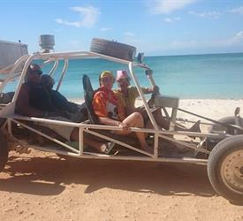 The Dune Buggy Tour 4 persons Half Day