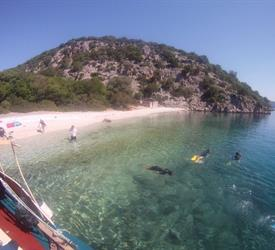 The Marine Adventure Excursion, Sightseeing Tours in Kefalonia, Greece