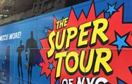 The Super Tour, The Super Tour of NYC