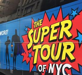 The Super Tour of NYC, Bus Tours in New York, United States