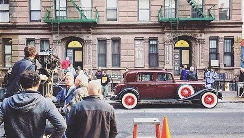 Movie filming, The Super Tour of NYC