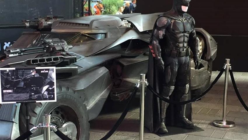 Batman, The Super Tour of NYC