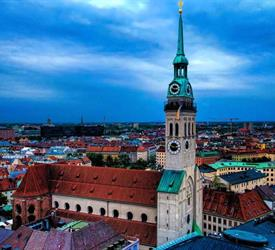 The Twilight and a Beer Walking Tour, City Tours in Germany