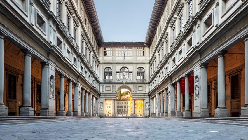 uffizi gallery tiqy, The Uffizi Gallery