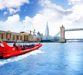 Mega Aventura en Londres