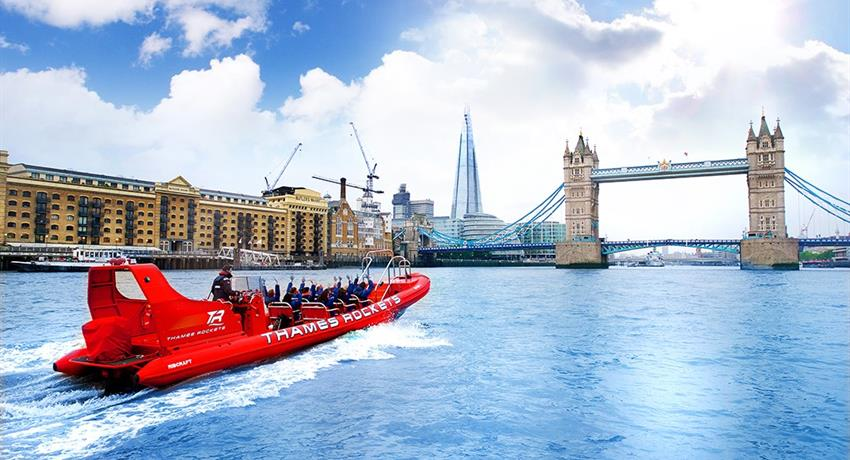 THE ULTIMATE LONDON ADVENTURE, Mega Aventura en Londres