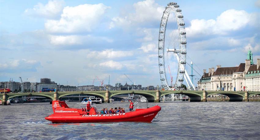 THE ULTIMATE LONDON ADVENTURE 5, Mega Aventura en Londres