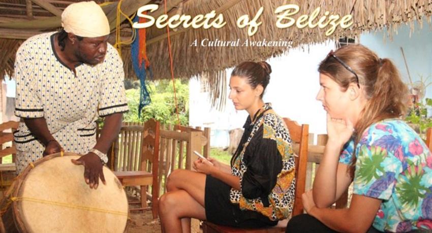 1, The Secrets of Belize