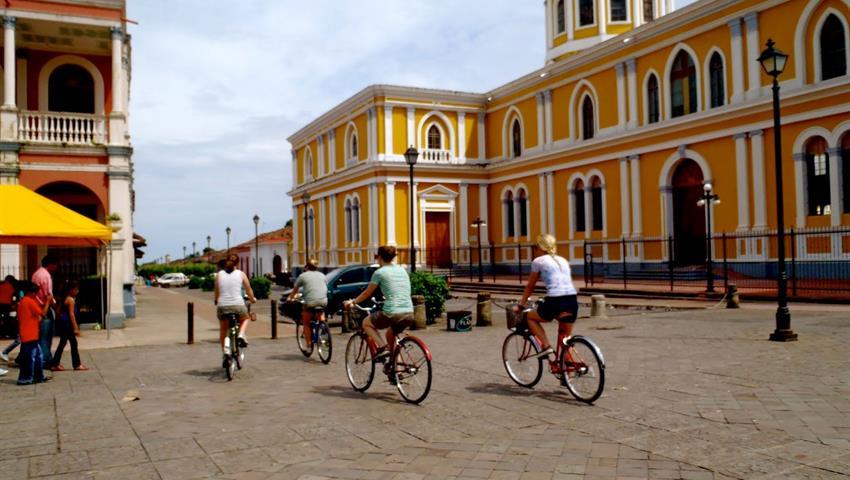 3, City Tour Granada
