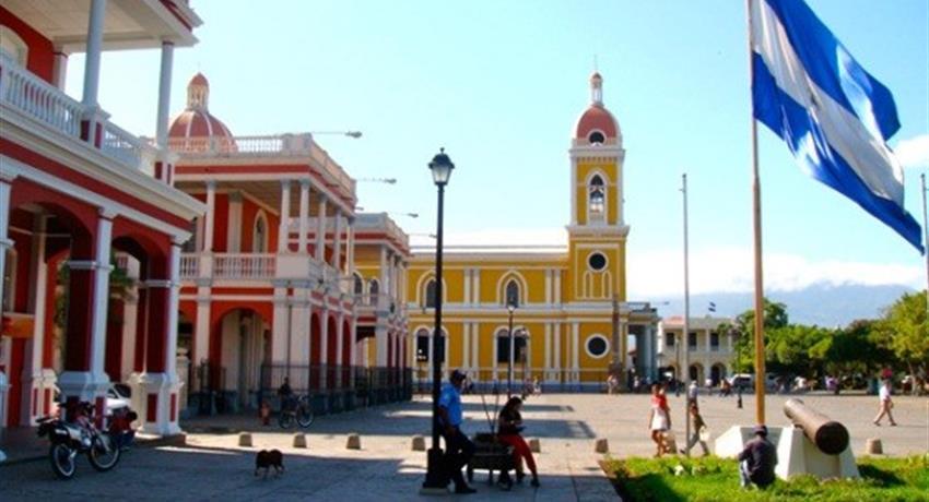 4, City Tour Granada