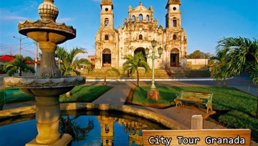 5, City Tour en Granada