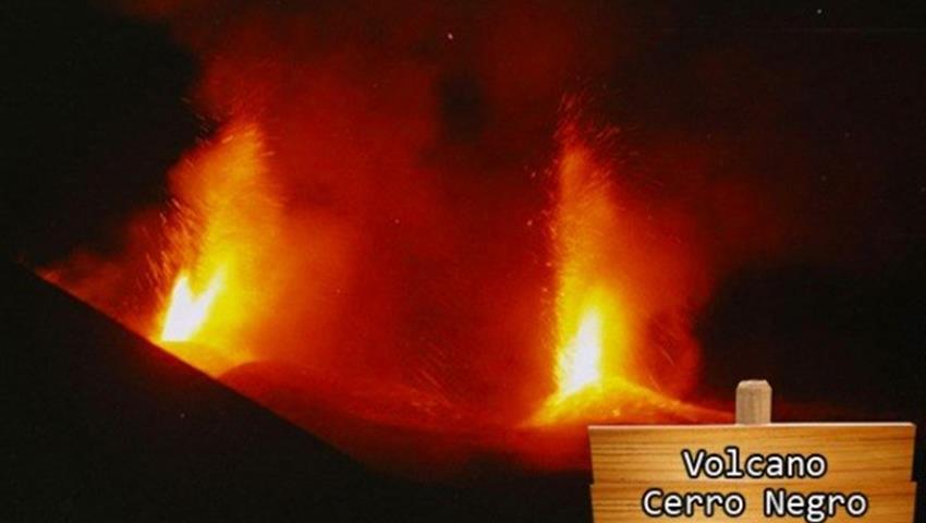 1, Trip to Volcano Cerro Negro