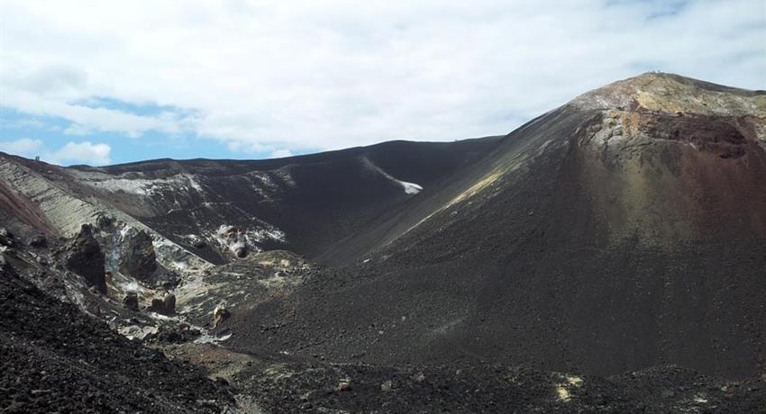 3, Trip to Volcano Cerro Negro