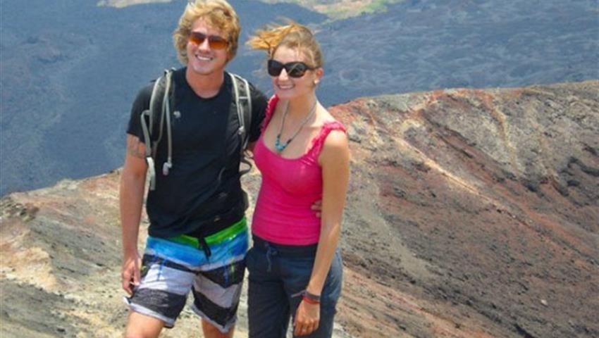 4, Trip to Volcano Cerro Negro