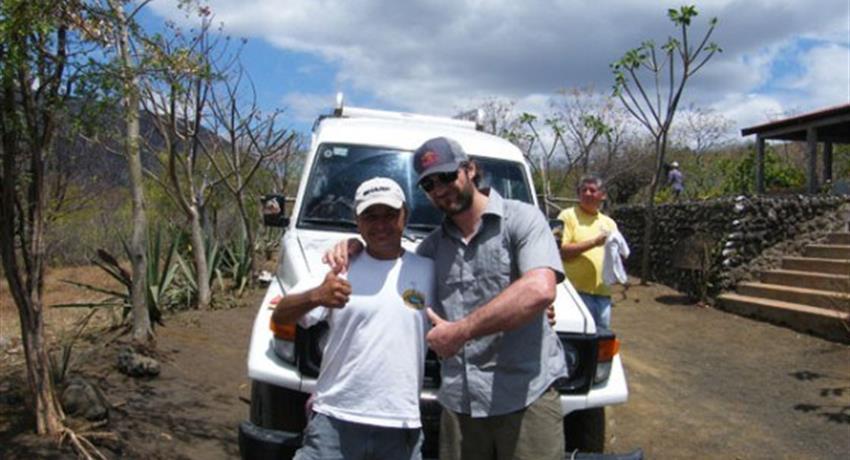 5, Trip to Volcano Cerro Negro
