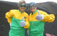 4, Volcano Boarding Tour