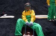 5, Volcano Boarding Hacia Abajo Tour