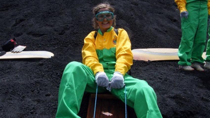 5, Volcano Boarding Tour