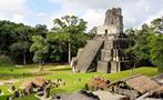 pyramid, Tikal Daily Walking Tour