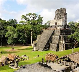 Tikal Daily Walking Tour