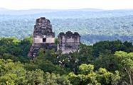 pyramid 02, Recorrido Diario a Pie por Tikal