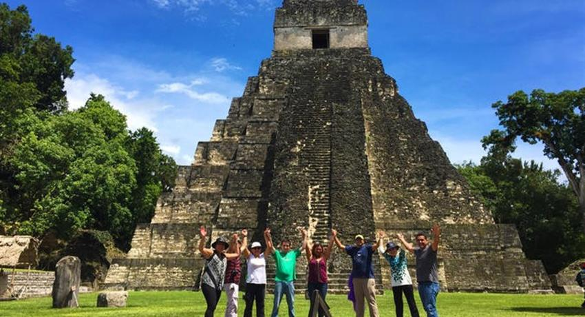 03, Tikal Daily Walking Tour