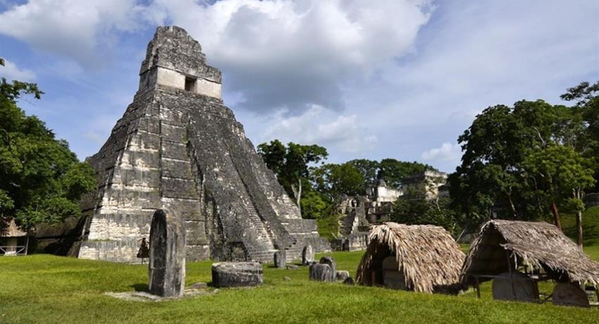 04, Tikal Daily Walking Tour