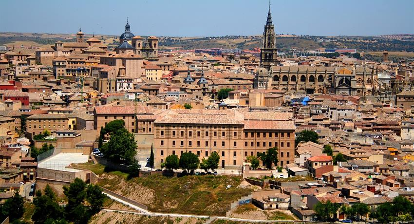 Visit to the winery in Toledo - Tiqy, Toledo and Centenary Winery