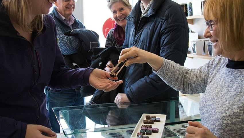 Taste Chocolate, Toronto's Ultimate Chocolate Tour