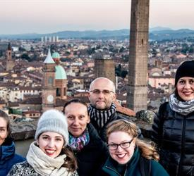 Torri Tour with Panoramic View, Walking Tours in Italy