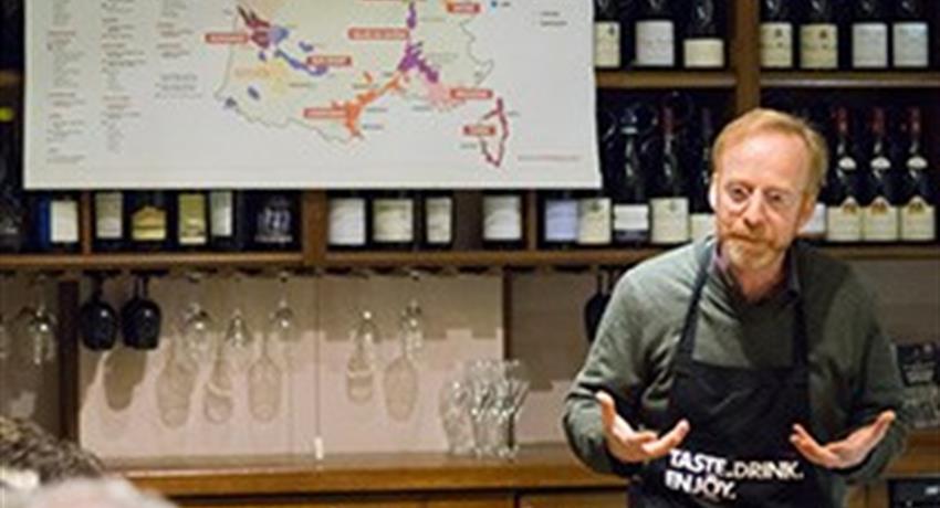 Tour de France of Wine guide, Tour de France of Wine