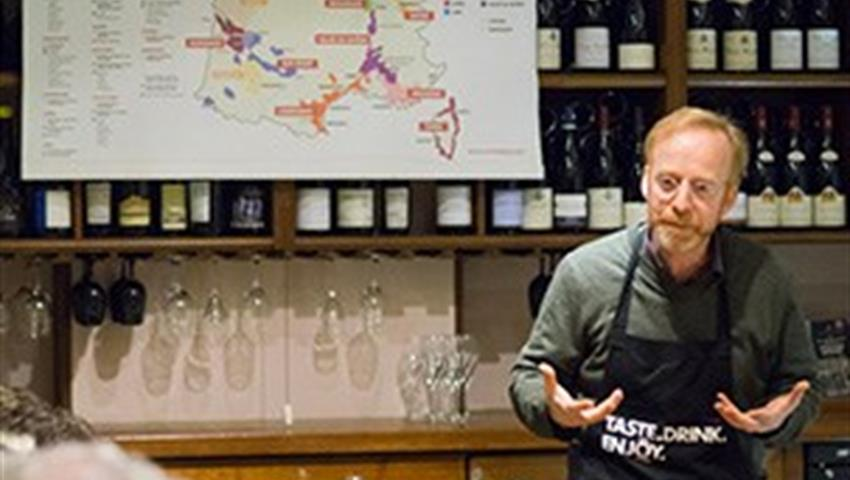 Tour de France of Wine guide, Tour de France of Wine