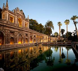Tour Inside The Royal Alcazar, Walking Tours in Spain
